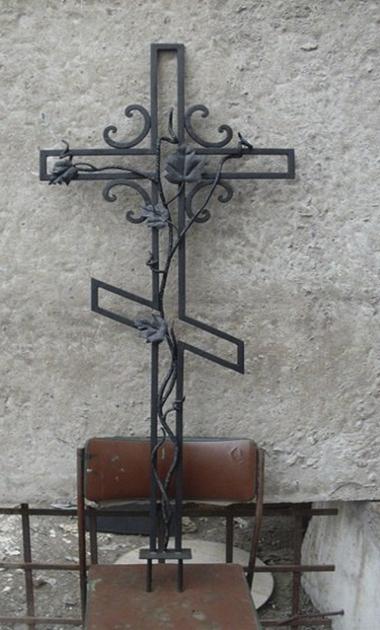 Кованный крест