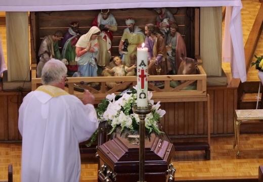 католическая заупокойная служба