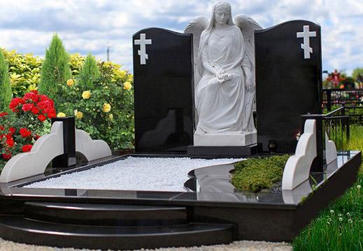 подготовленные могилы