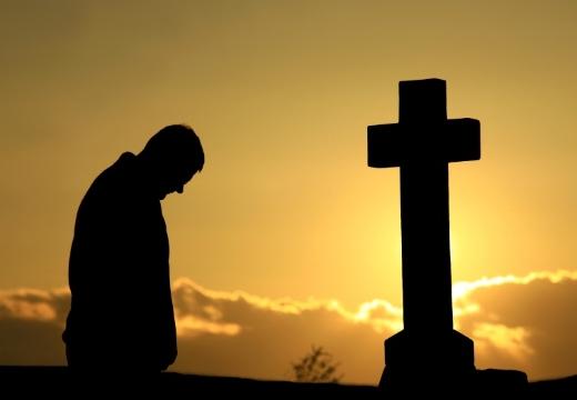 Молитва у креста