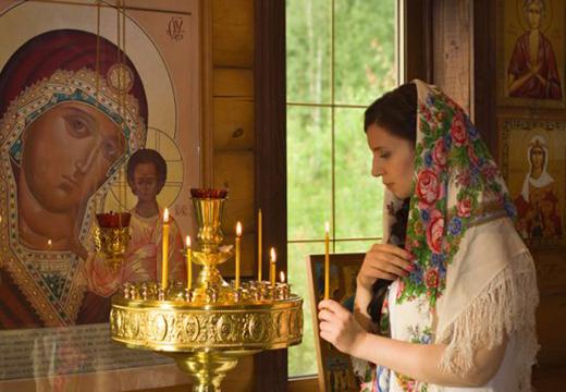 молитва Богородице за умерших