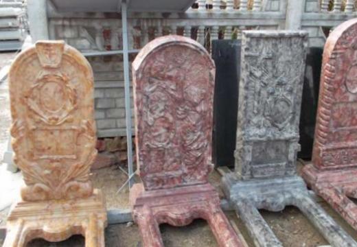 бетонные надгробные памятники
