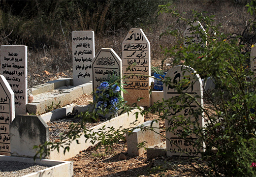 мусульманские памятники на могилах