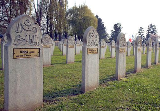 мусульманские надгробия