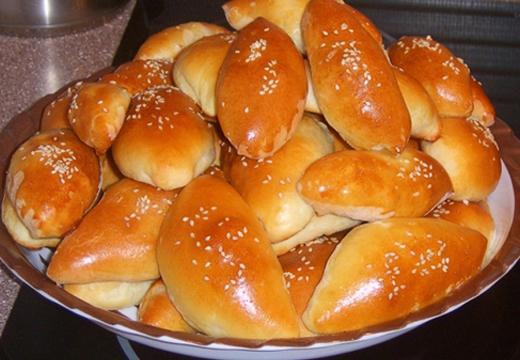 Пироги духовые