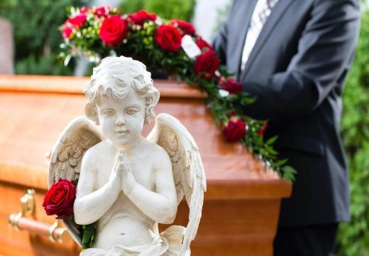 Похороны человека