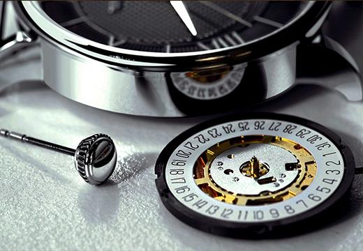 Разобранные часы