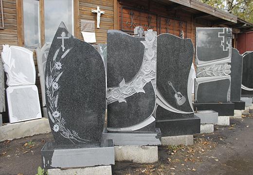 Узоры на памятниках