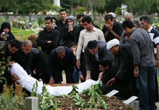 погребение у мусульман