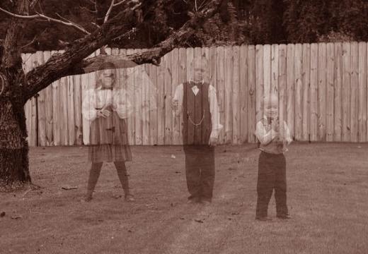 призраки детей