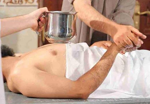Омывание покойного