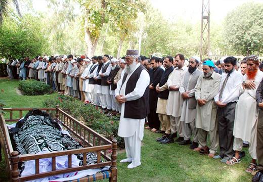 Татарские похороны