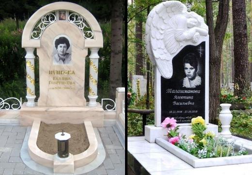 памятники на могилу матери