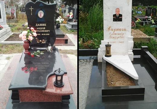 памятники на могилу отца