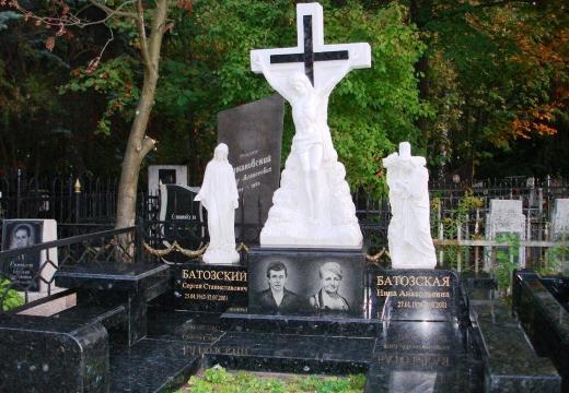 оформление семейной могилы