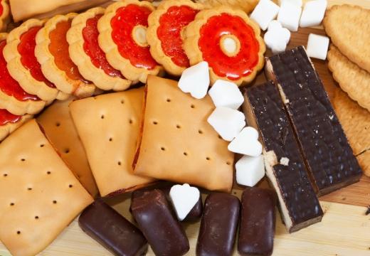 печенье и конфеты
