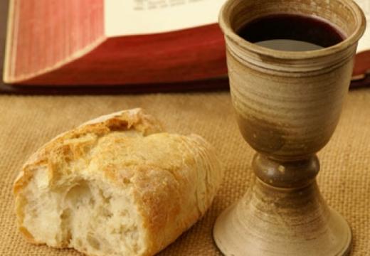 кагор и хлеб