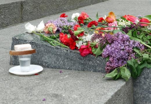 водка хлеб мемориал