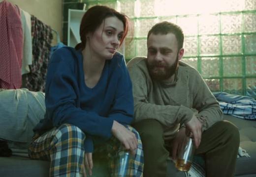 мужчина и женщина алкоголики