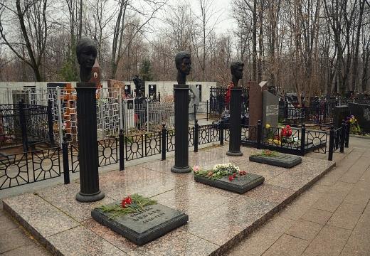 Погибшие при путче 1991