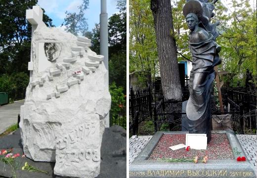 ваганьковское кладбище абдулов высоцкий